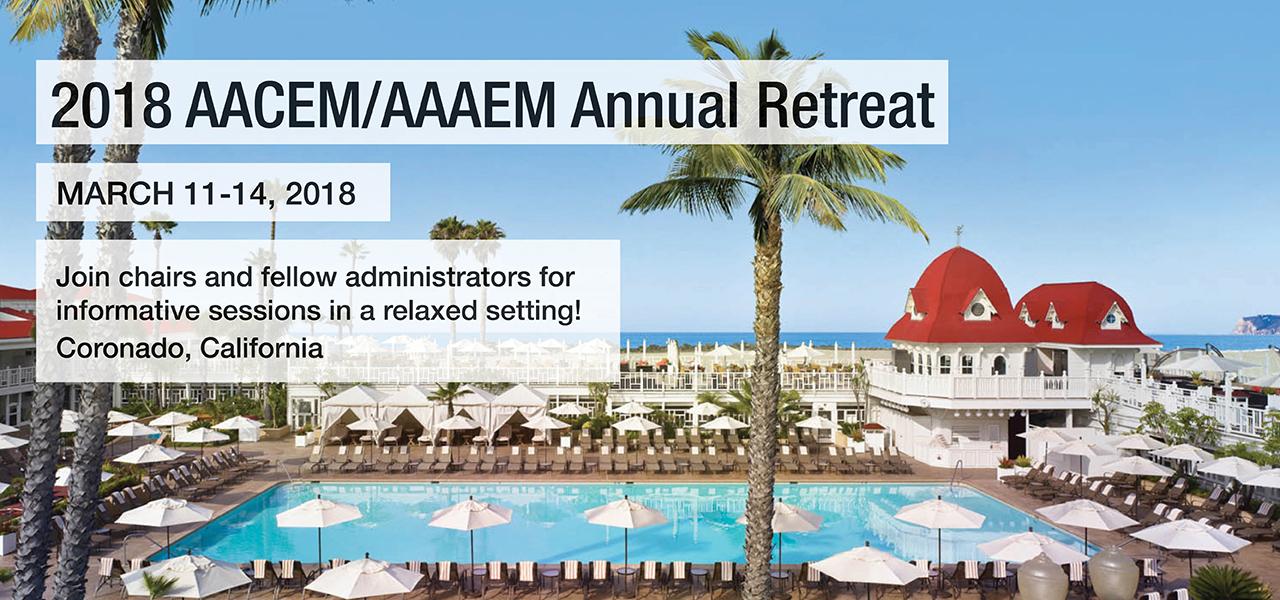 AACEM-AAAEM 2018 Retreat 1280x600