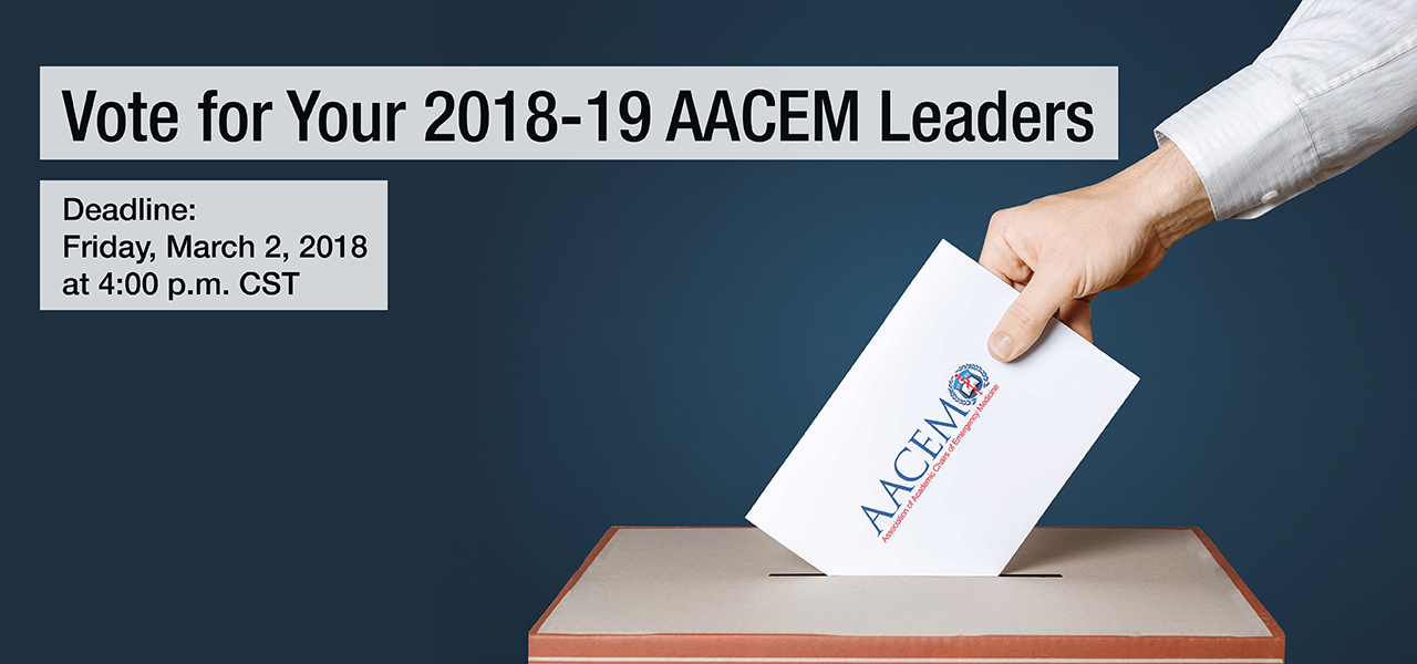 AACEM 2018 Elections 1280x600