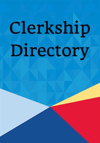 Clerkship Directory