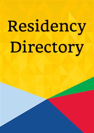 Residency Directory