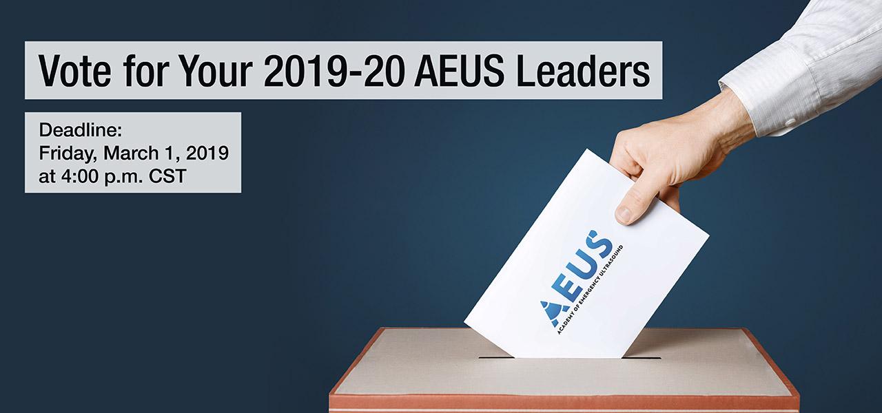 AEUS 2019 Elections 1280x600