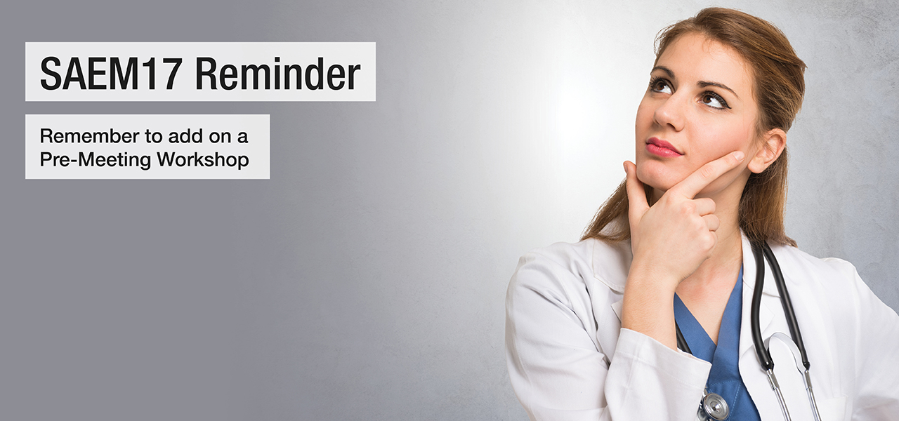SAEM Remember PreMeeting Workshop 1280x600