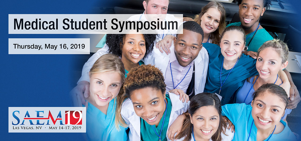 SAEM19 Medical Student Symposium 1280x600