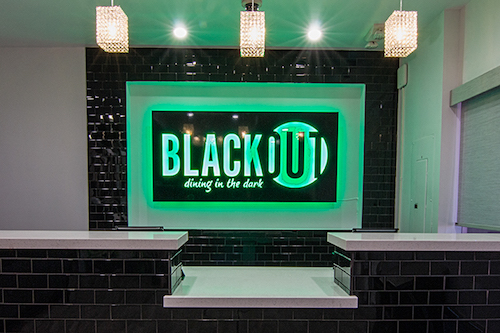 BLACKOUT Dining