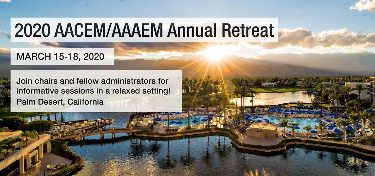 AACEM-AAAEM 2020 Retreat 1280x600