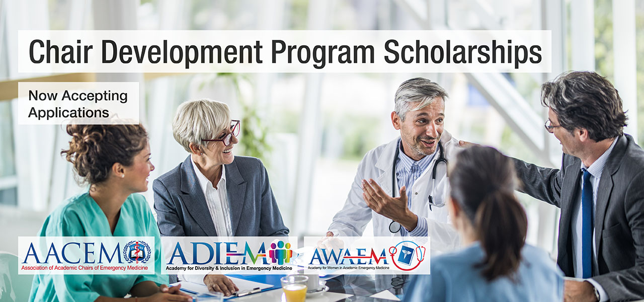 AACEM-ADIEM-AWAEM Chair Development Scholarship 1280x600