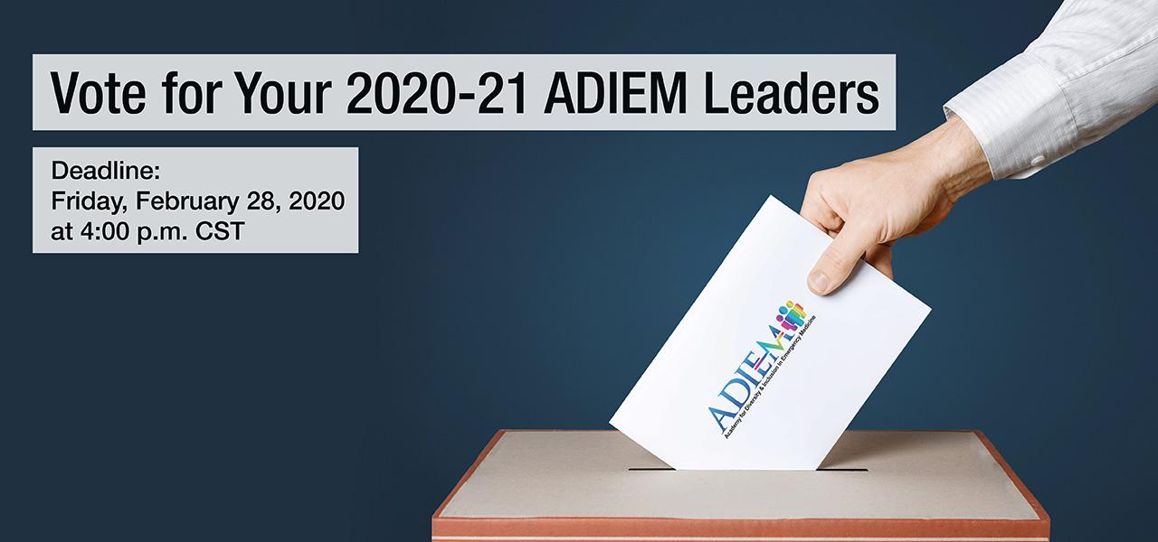 ADIEM 2020 Vote 1280x600