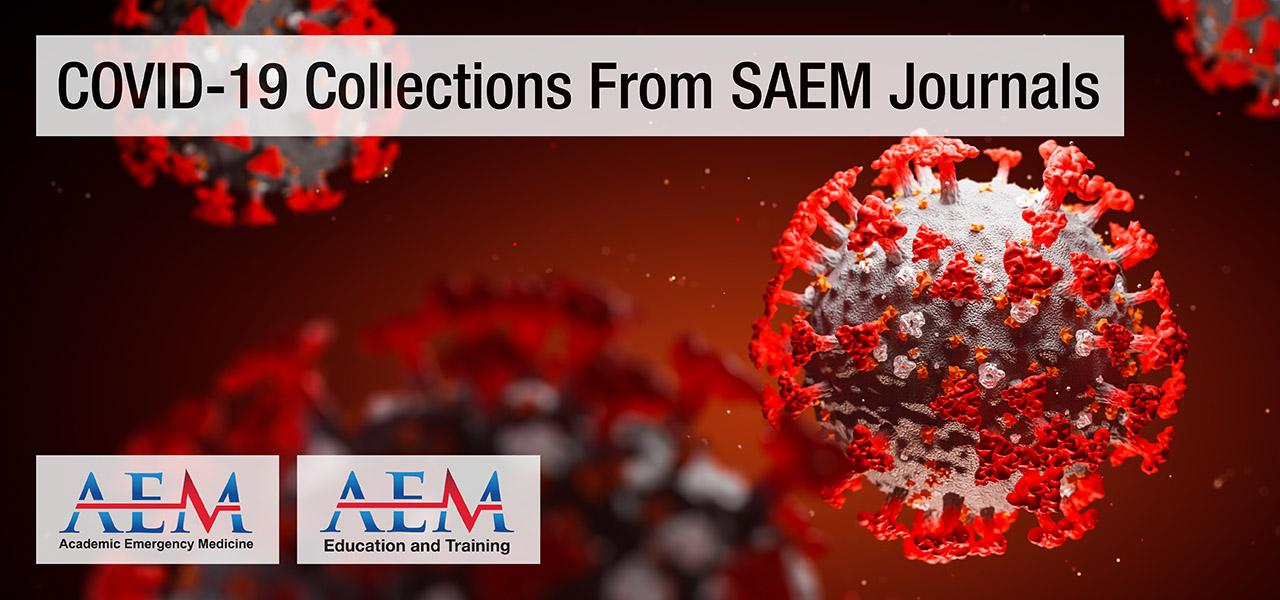 SAEM Journals COVID-19 1280x600