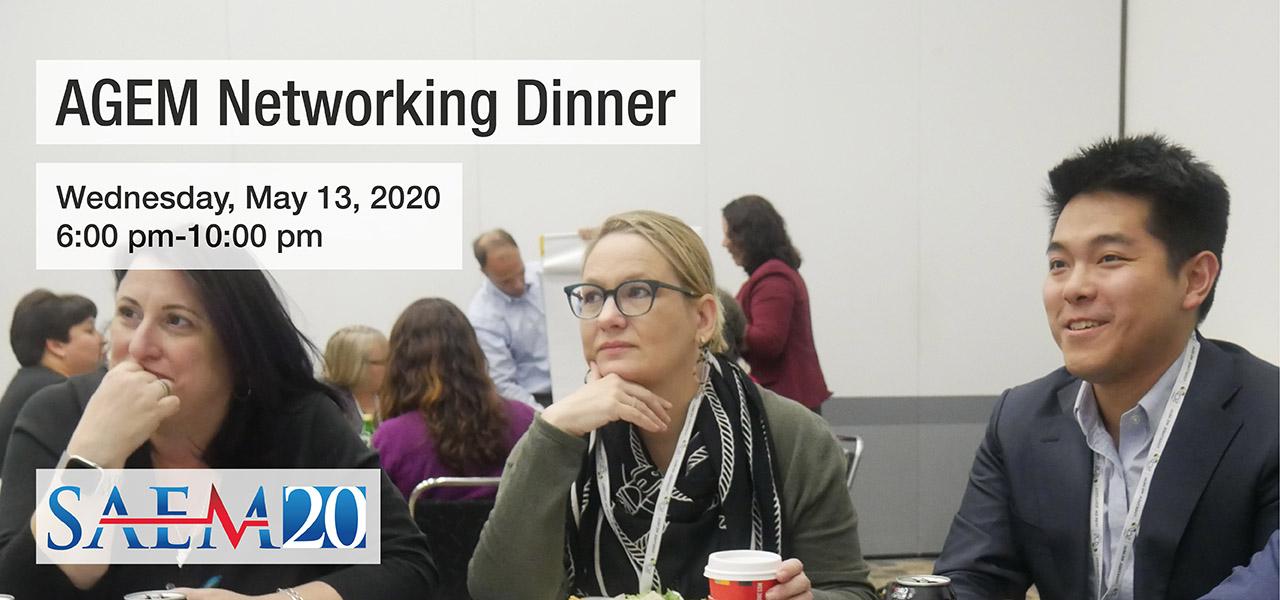 SAEM20 AGEM Networking Dinner 1280x600 2