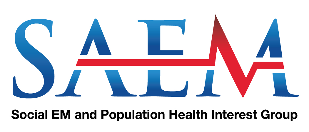 SAEM Social EM and Population Health IG