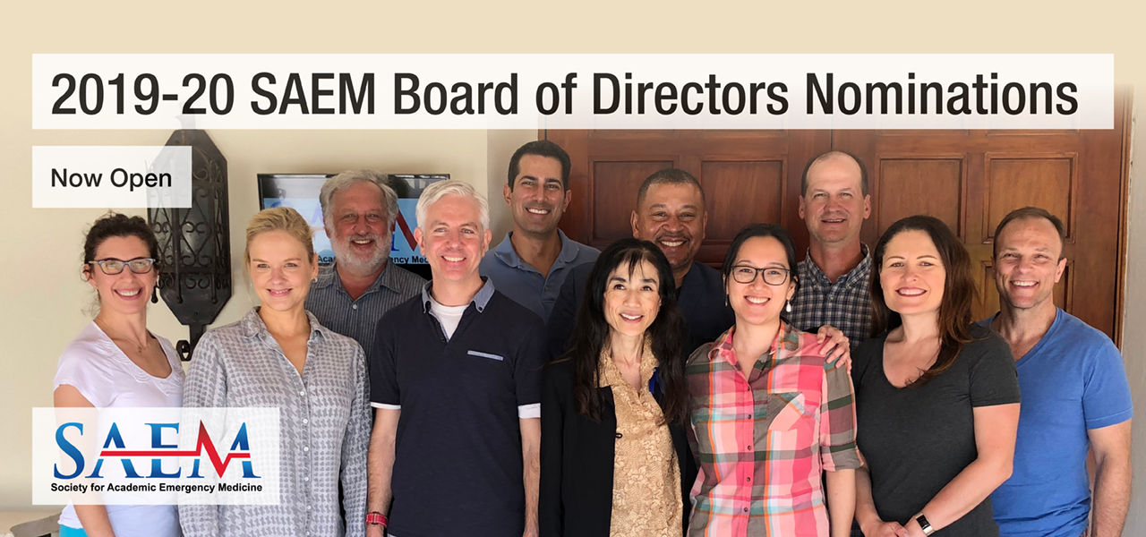 SAEM 2019-20 BOD Nominations