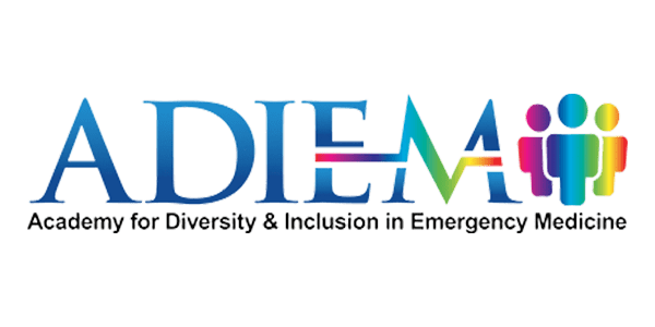 Academy for Diversity & Inclusion in Emergency Medicine Logo | SAEM