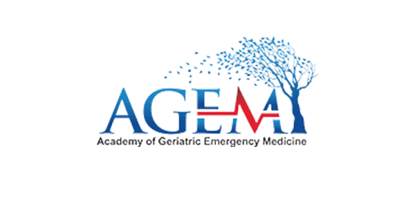 Academy of Geriatric Emergency Medicine Logo | SAEM